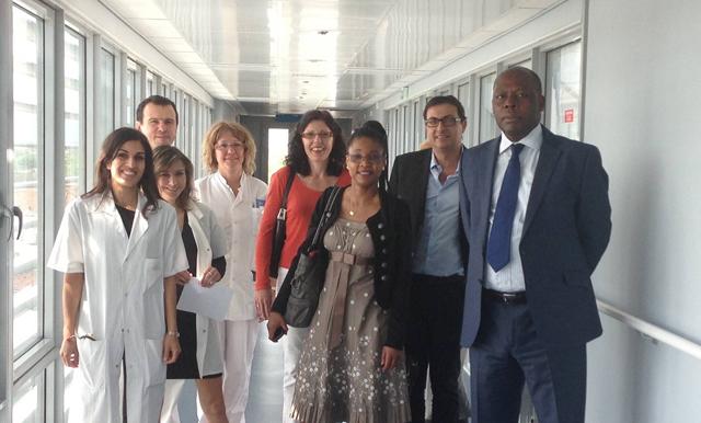 L'association «Diabète et Nous Afrique» (Dena). © D.R.